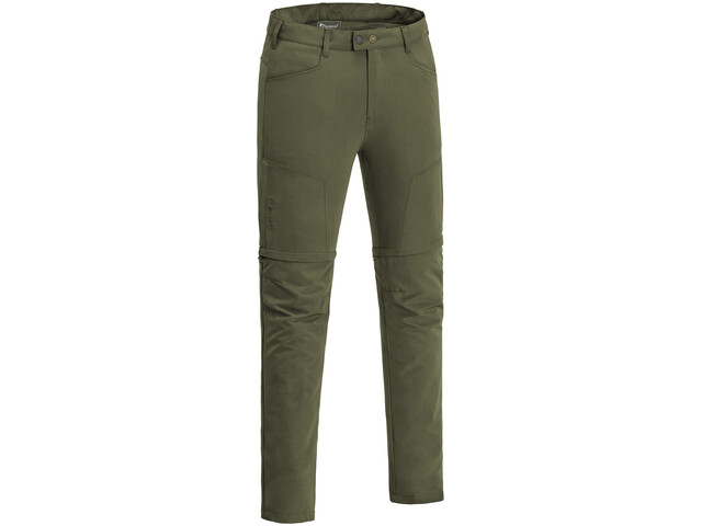 Pinewood Namibia Travel Pantalón Zip-Off Hombre, verde
